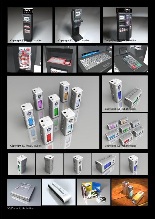 Portfolio-3D Products Modeling 3_treedstudios
