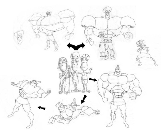 Character Design1a